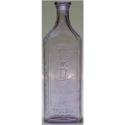 Owl Pharmacy, Seven Troughs 16 oz Drug Bottle