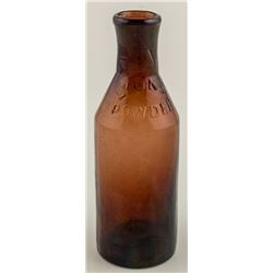 Lyons Powder Bottle, #1