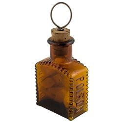 Poison Bottle with Ring Pull