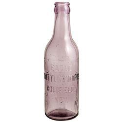 Eagle Bottle Works Soda