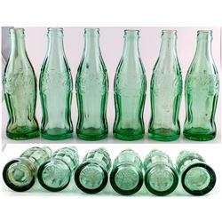 Nevada Coca-Cola Bottles