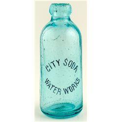 Rare City Soda Water Works Aqua Hutch