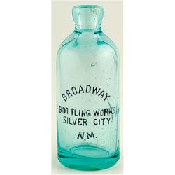 Broadway Bottling Works Hutch