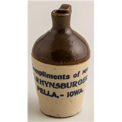 Miniature Iowa Whiskey Jug