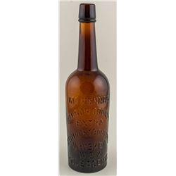 McKenna's Nelson County Extra Kentucky Bourbon Whiskey