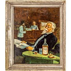 Kentucky Tavern Whiskey Saloon Painting