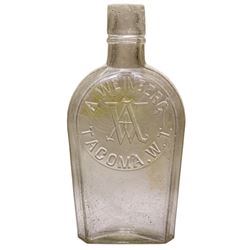 A. Weinberg Tacoma, W. T. Coffin Flask