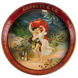 Paul Garrett's Special Beer Tray