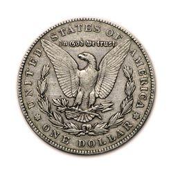 1904$1MorganSilverDollarVG