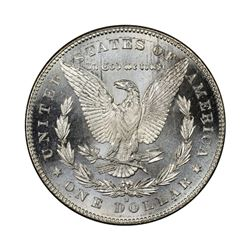 1878-S$1MorganSilverDollarUncirculated