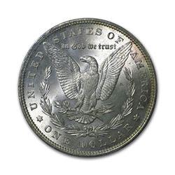 1896$1MorganSilverDollarAU