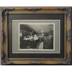 Original photo of the gladstone Bar