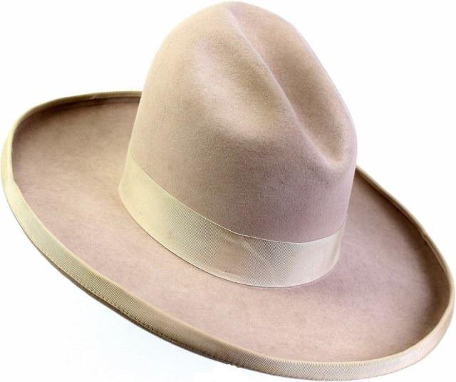 d9dd1beabefaf8 Image 1 : Classic John B Stetson cowboy hat