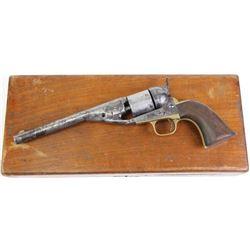Colt 1861 36 cal SN 32XXX conversion revolver