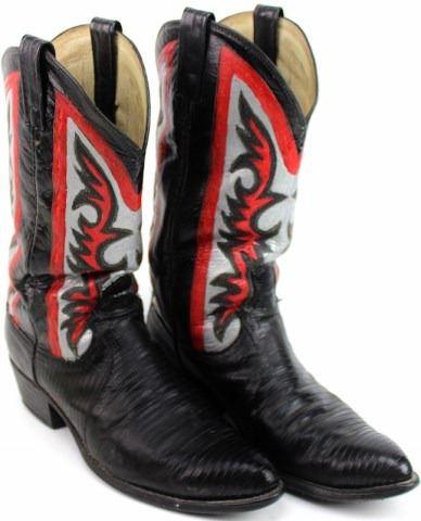 a4d096770e7 Custom Dan Post cowboy boots