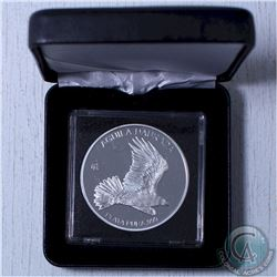2013 Andorra Silver Privy mark F15 Golden Eagle .999 Fine silver. Comes in a protective capsule for