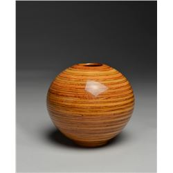 Philip Moulthrop | Laminated Birch Bowl