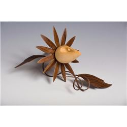Tania Radda | Bird Flower