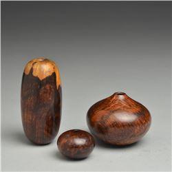David Ellsworth | Trio of Miniatures