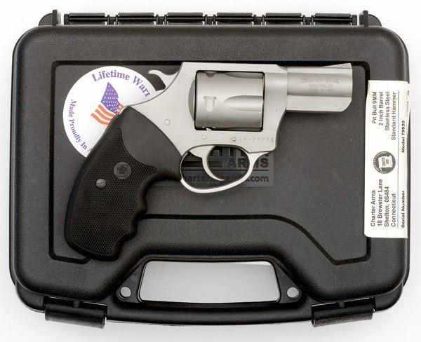 *Charter Arms Pitbull Revolver