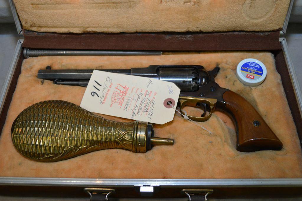 Pietta Model Remington 1858 New Model Army Reproduction  36