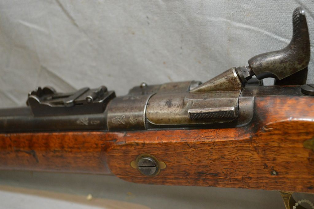 Snider Enfield Model Mark II** Cadet  577 Snider Cal Carbine w/ 489