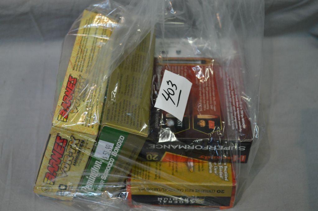 Bag Lot : 1 Box ( 20 rnds per ) Remington  270 Win 130 Grain Ammo