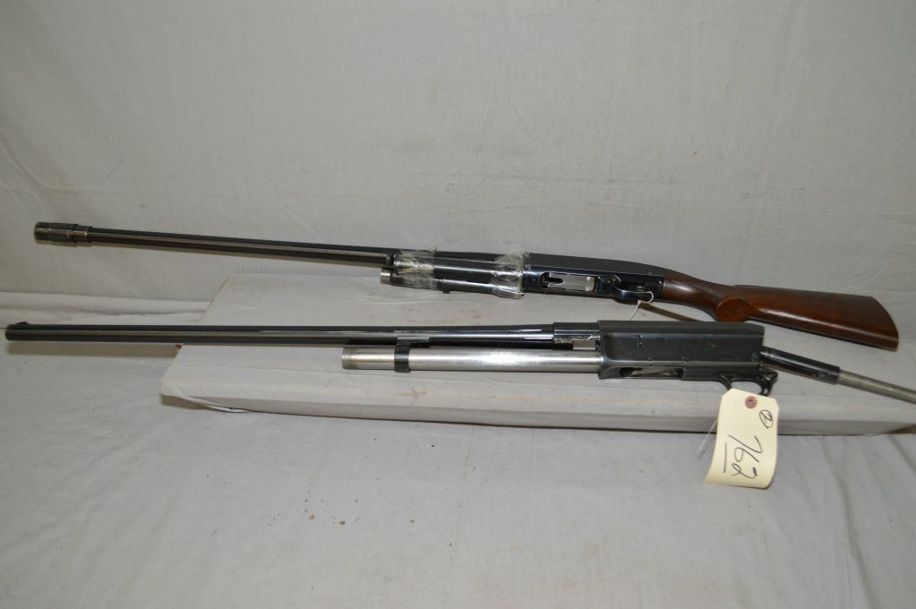 Lot of Two Parts Firearms - Savage Model 755A  12 Ga Parts