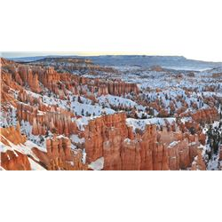 Bryce Canyon at Sunrise, by Travis Stinson