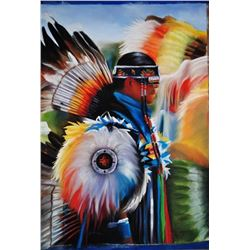 Bannock Dancer, by Jerri Shrader