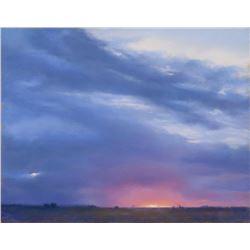 Evening Bonus, by Julie Oriet