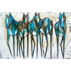 Seeing Blue, by Carol Spielman