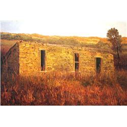 Sod House Memories, by Diane Greenwood