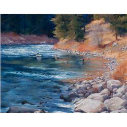 Gallatin River Retirement Plan, by Julie Oriet
