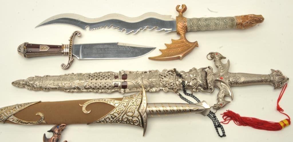Image result for fantasy knives