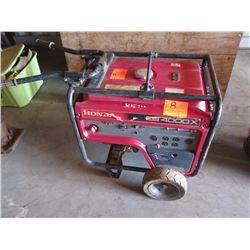 Honda EB4000X Generator - 4000-Watt