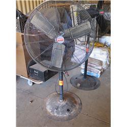 Dayton Industrial Warehouse Fan