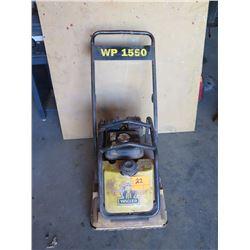 Wacker WP 1550 Plate Compactor Tamper