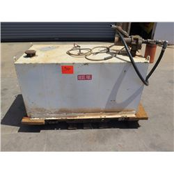 Diesel Fuel Tank w/Hose and Nozzle