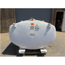 Large Diesel 600-Gallon Fuel Tank