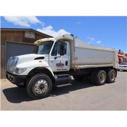 '03 International 7500 HT530 Dump Truck - (Lic. 555 TRJ)
