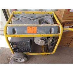 Wacker GP5600 Generator - 5000 Watts w/ Honda GX 340 Motor