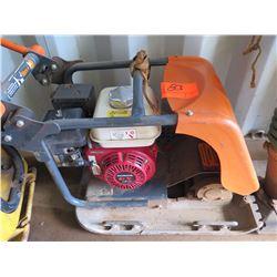 Belle PCX 450 Plate Compactor w/Honda GX 160 Motor