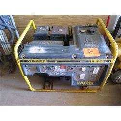 Wacker G5600 Generator
