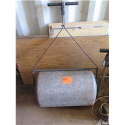 Brinly Compactor Roller