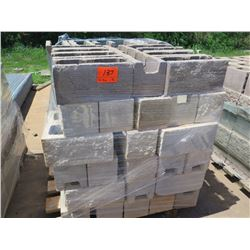 """Misc. Bricks (Contents of Pallet) - Approx. qty 96 (16"""" X 8"""")"""