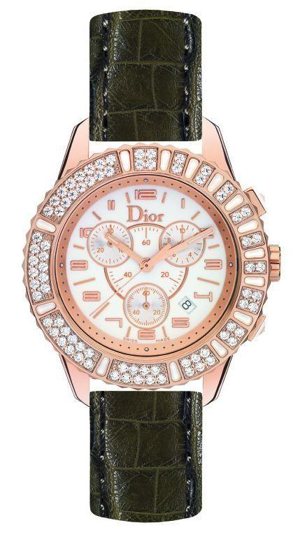 Dior Christal 38mm Women Watch