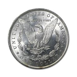 1884-O $1 Morgan Silver Dollar Uncirculated