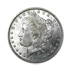 1885-O $1 Morgan Silver Dollar Uncirculated