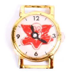 VINTAGE BOZO THE CLOWN WATCH